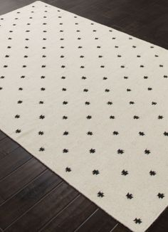 RugStudio presents Addison And Banks Flat Weave Abr1226 White Flat-Woven Area Rug