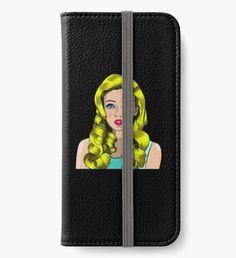 'Woman' iPhone Wallet by Iphone Wallet, Iphone 6, Sell Your Art, Wallets, Fan Art, Woman, Stuff To Buy, Purses, Women