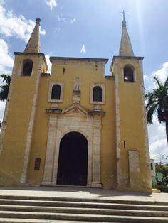 Iglesia de Santa Ana  Mérida Yucatán MÉXICO