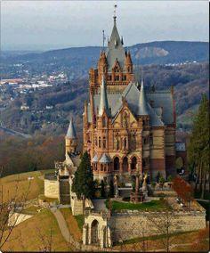 Dragon Castle ~ Schloss Drachenburg, Germany