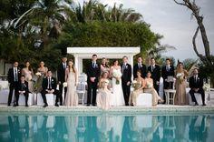 Punta Mita, México Wedding by The Dazzling Details