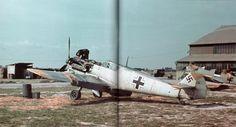 Bf 109E3 7.JG26 (W13+I) Walter Blume Caffiers France 1940 02