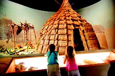 Kansas' people, places and events have played a significant role in American history! Learn more at the Kansas Museum of History located in Topeka!