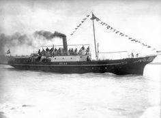 Hajóregiszter - Hajóadatlap: HELKA hajó
