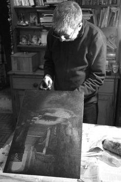 El Hurgador [Arte en la Red]: Paul Rumsey [Dibujo]