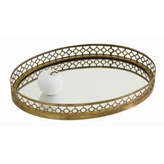 Asher Oval Tray