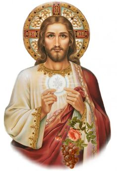 Fr Shroff - The Sacred Heart of Jesus IS the Holy Eucharists