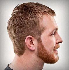 9/24/14 Short Box Beard(Side View) http://grooming.wahl.com/full-face/short-boxed-beard