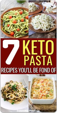 Keto pasta recipes! Keto pasta ideas, keto pasta low carb, keto pasta substitute, keto pasta zucchini, keto pasta coconut flour, keto pasta homemade, keto pasta replacement, keto pasta alternatives. #keto #ketorecipes