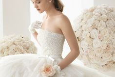 Images of Wedding Dresses - Something you might as childhood dream has already happened, you're engaged! After all the moments of happiness, good wishes, love and endless conversations now is the time to start organizing and planning, but especially finding the perfect wedding dress.