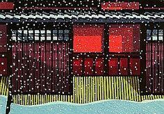 Clifton Karhu. Hanamikoji snow.