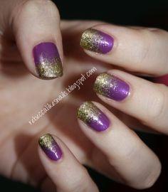 Effie Trinket Nails