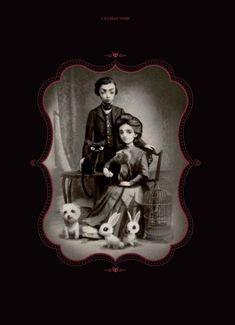 Cuentos macabros. Edgar Allan Poe. Benjamín Lacombe. Una edición de lujo, muy cuidada, especialmente oscura pero hechizante de los cuentos de Edgar Allan Poe, el Maestro del terror.