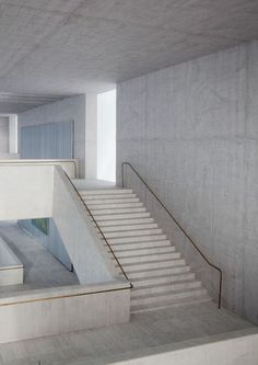 "architectureandfilmblog: "" Kunsthaus Zurich, David Chipperfield DAVID CHIPPERFIELD: A PLACE TO BE (2015) Documentary looking primarily at Chipperfield's gallery and museum projects, particularly the regengeration of Berlin's Neues Museum and Mies van..."