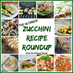The Ultimate Zucchini Recipe Roundup - MOMMY ON DEMAND
