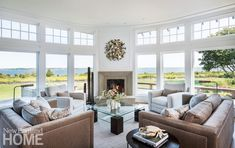 Design ~ Light | Living room, Rhode Island, U.S.A.