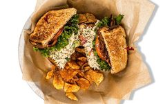 The best sandwiches to eat in Springfield, Mo. this summer. Best Sandwich, Best Dishes, Spanakopita, Missouri, Sandwiches, Mexican, Meals, Ethnic Recipes, Summer