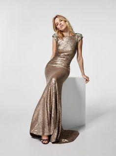 Nouveaux modeles de robes de soiree