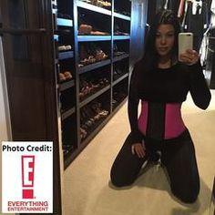1a65289d099 12 Best Kardashian waist trainer images