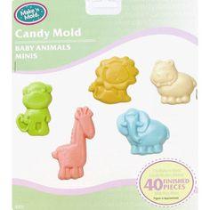 Mini Baby Animal Molds