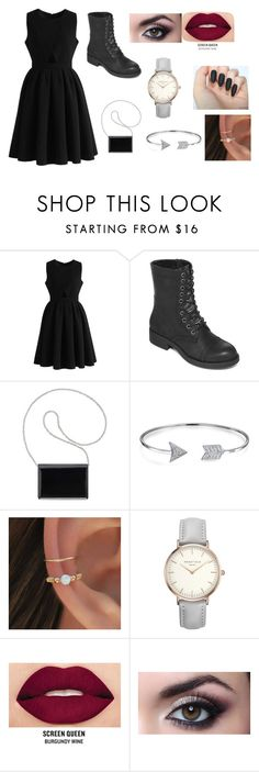 the best attitude 7bb9c e32bd by nadia-vick on Polyvore featuring Chicwish, MIA, Nine West, Bling Jewelry  and Smashbox