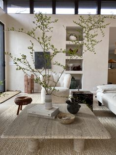 Foraging in Nature Home Living Room, Interior Design Living Room, Living Room Designs, Living Room Decor, Decor Room, Wood Furniture Living Room, Design Room, Small Living Rooms, Decor Interior Design