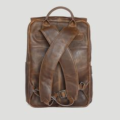 bd484fabeb0c masculine-brown-leather-backpack