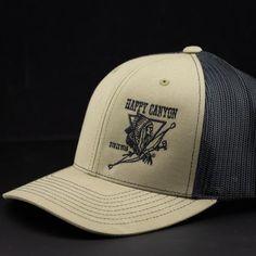 4dd6335a110 Happy Canyon Loden Green Richardson Hat