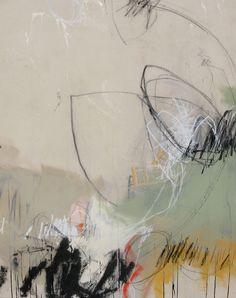 Jason Craighead process of growth 40w x 50h mixed media on canvas 2012