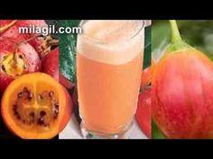 Como preparar el jugo de tomate de árbol | Cocina fácil y rápida