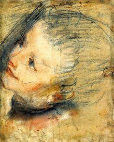 BAROCCI Federico (c.1535 - 1612) - Study