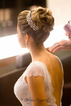 As tiaras de noiva mais lindas