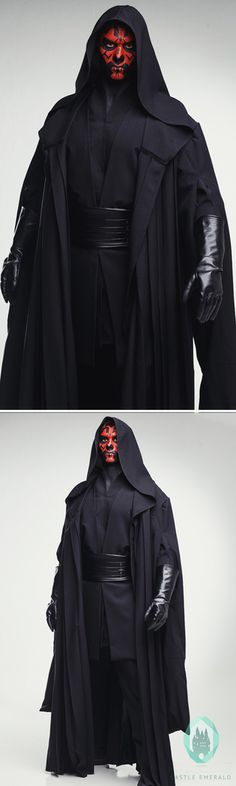 Darth Maul Sith Cosplay Costume from Star Wars Prequel Trilogy $249.00+ Buy your costume on www.etsy.com/shop/ShopCosplayCostume #DarthMaul #Sith #Cosplay #Costume #StarWars #Star #Wars #Prequel #Trilogy #buy #shop #dragancon #comiccon