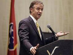 Governor Bill Haslam admits his proposed TennCare expansion will face opposition in the Republican dominated general assembly, but he says his plan has no connection with the controversial so calle...