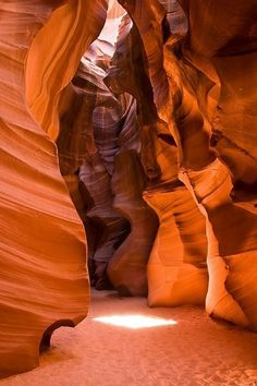 Being inside Antelope Canyon will always be something of a spiritual or transformative experience.