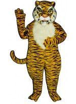 Mascot costume #502-Z Realistic Tiger