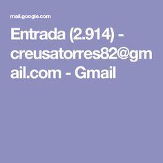 Entrada (2.914) - creusatorres82@gmail.com - Gmail
