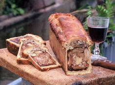 Du pâté en croûte, Oui, mais celui là!!! La qualité, le produit, la tradition, bref le terroir-de-georges.com