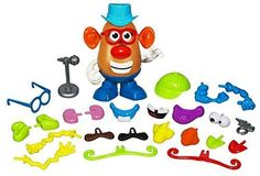 Mr. Potato Head - one of the BEST and most fun VIPKID teacher reward system, rewards, props, and incentives