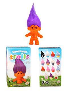 Good Luck Trolls are back
