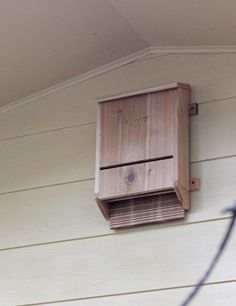 Do you want to have a natural pest control and save a species? Build a bat box! Here's a collection of 37 free DIY bat house plans to get you started.