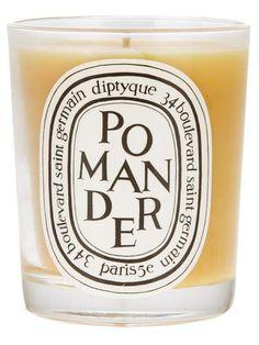 DIPTYQUE 'Pomander' candle #covetme #diptyque