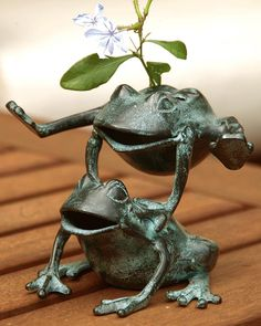25 Cute and Funny Animal Garden Statues                                                                                                                                                     More