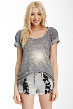 Out There Printed Tee from HauteLook on Catalog Spree, my personal digital mall.
