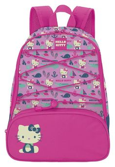 HELLO KITTY SMALL TRAVEL BACKPACK