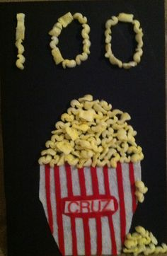 d85eba51c Poster 100 Day Popcorn Related Keywords & Suggestions - Poster 100 ...