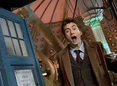 The Tenth Doctor From the archives of the Timelords and Whovians