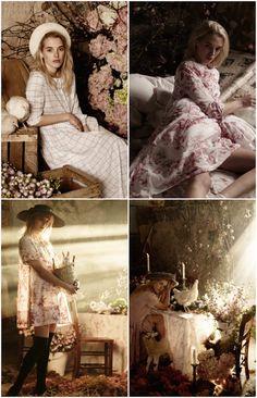 Lookbook: Cabbage & Roses S/S 2016