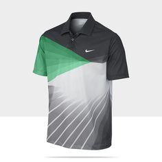 nike uniforme constructeur piste - TW Print Men's Golf Polo Shirt | My Style | Pinterest | Golf Polo ...