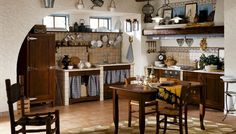 Cucine muratura rustiche | want love need | Pinterest | Kitchen ...